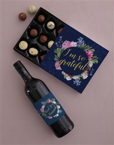 gifts: Personalised Gratitude Gift Set!