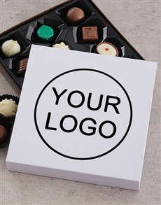 gifts: Own Logo Chocolate Tray!