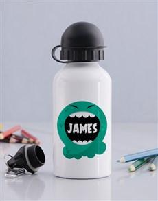 gifts: Personalised Alien Boys Bottle!