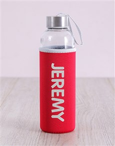 gifts: Personalised Bold Waterbottle!
