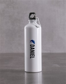 gifts: Personalised Fishing Waterbottle!