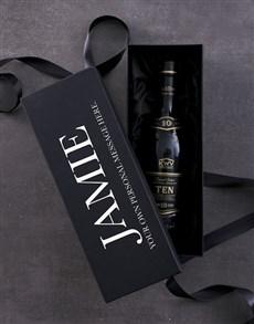 gifts: Personalised KWV 10 YR Giftbox!