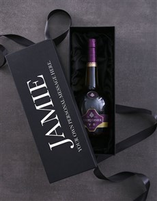 gifts: Personalised Courvoisier Giftbox!