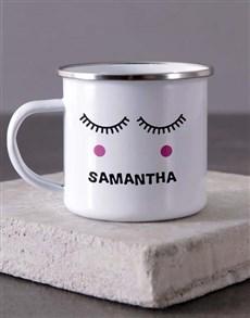 gifts: Personalised Name Camper Mug!