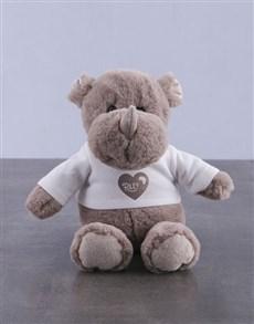 gifts: Personalised Rhino Jersey!