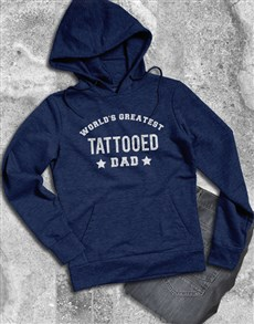 gifts: Personalised Worlds Greatest Hoodie!