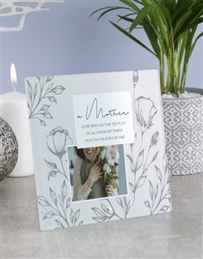 gifts: Personalised Mother Glass Tile!