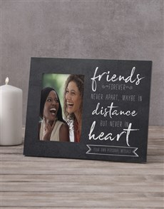 gifts: Personalised Friends Forever Photo Frame!