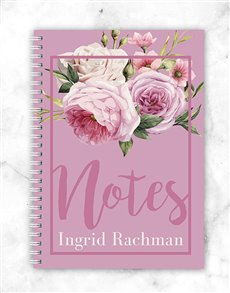 gifts: Personalised Mom Life Notebook!