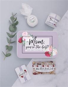 gifts: Personalised Mom Bath Spoils Keepsake Box!