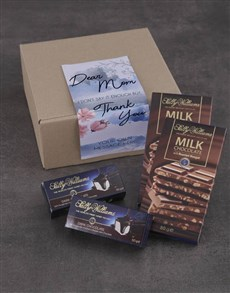 gifts: Personalised Thank You Mom Sally Williams Nougat!