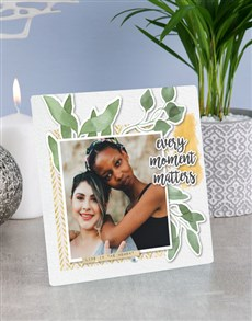 gifts: Personalised Every Moment Glass Tile !