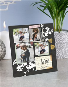 gifts: Personalised Fabulous Glass Tile !