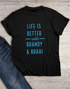 gifts: Personalised Life Is Better With T Shirt!