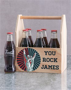 gifts: Personalised Rocker Man Crate!