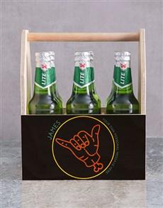 gifts: Personalised Ayoba Man Crate!