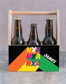 gifts: Personalised Nxa Man Crate!