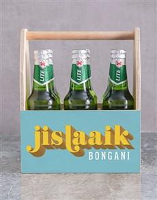 gifts: Personalised Jislaaik Man Crate!