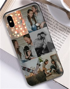 gifts: Personalised Six Photo iPhone Cover!