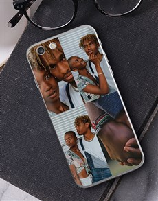 gifts: Personalised Four Photo iPhone Cover!