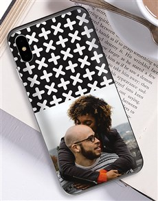 gifts: Personalised Photo Crosses iPhone Cover!