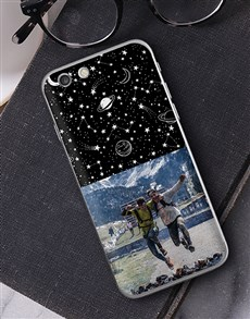 gifts: Personalised Lunar Photo iPhone Cover!