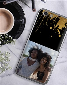gifts: Personalised Splash Photo iPhone Cover!