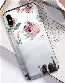gifts: Personalised Protea Photo iPhone Cover!