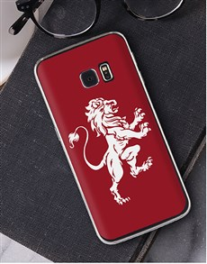 gifts: Personalised Lionheart Samsung Cover!