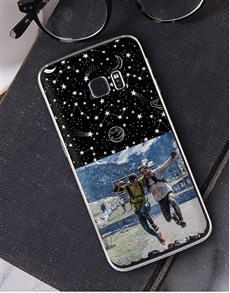 gifts: Personalised Lunar Photo Samsung Cover!