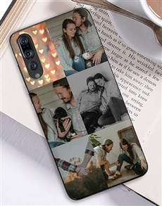 gifts: Personalised Six Photo Huawei Cover!