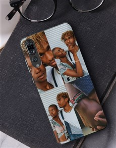 gifts: Personalised Four Photo Huawei Cover!