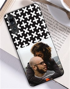 gifts: Personalised Photo Crosses Huawei Cover!
