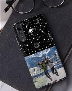 gifts: Personalised Lunar Photo Huawei Cover!