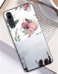 gifts: Personalised Protea Photo Huawei Cover!
