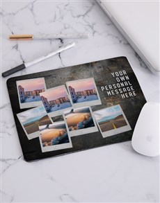 gifts: Personalised Photo Bomb Mousepad!