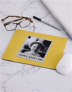 gifts: Personalised Remember This Kid Photo Mousepad!