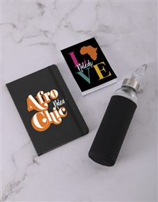 gifts: Personalised Love Africa Go Stationery Set!