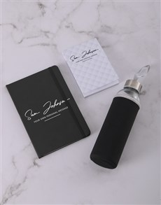 gifts: Personalised Simply Sophisticated Stationery Set!