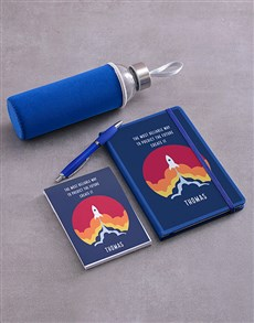 gifts: Personalised Predict The Future Go Stationery Set!
