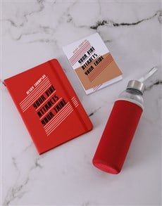 gifts: Personalised Your Vibe Go Stationery Set!