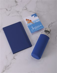 gifts: Personalised Hello Summer Go Stationery Set!