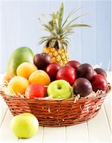 gifts: Fruity Affair Basket!