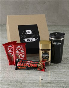 gifts: Coffee Time Coffee Hamper!