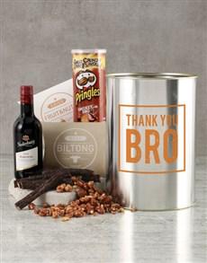 gifts: Thank You Bro Bucket!