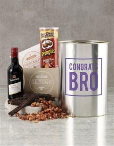 gifts: Congrats Bro Bucket!