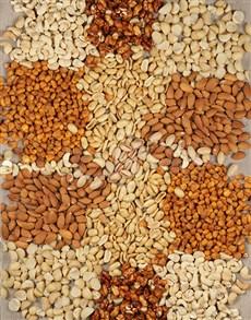 essentials: Generous Mixed Nuts Snack Hamper!