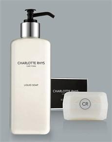 gifts: UTL Charlotte Rhys Soap Combo!