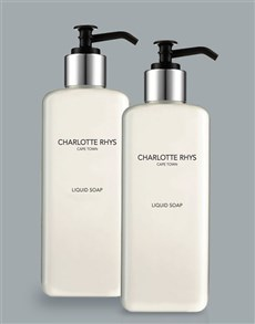 gifts: Lime And Ginger Charlotte Rhys Liquid Soap!