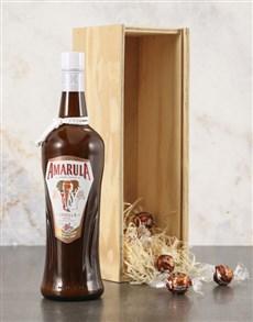 gifts: Amazing Amarula Vanilla!